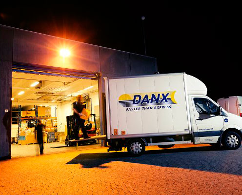 DanX innight delivery