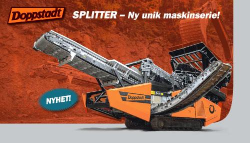 Splitter_nyhet